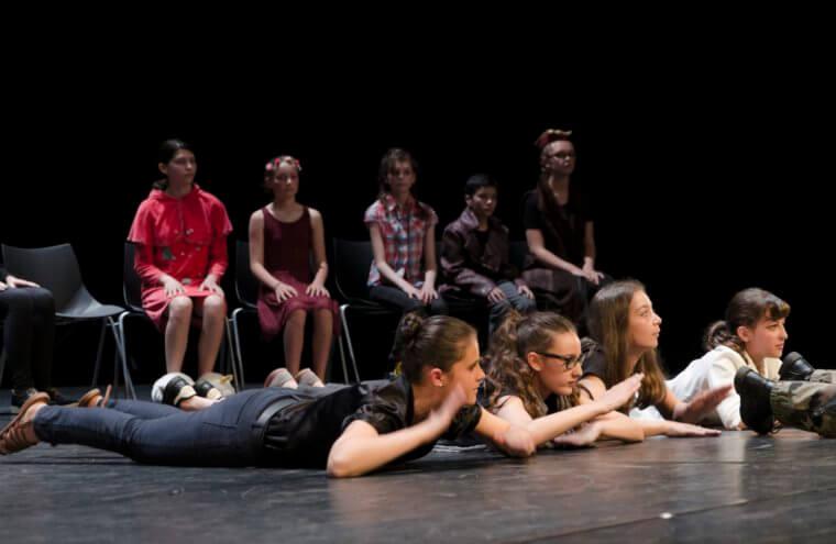 Théâtre Ados